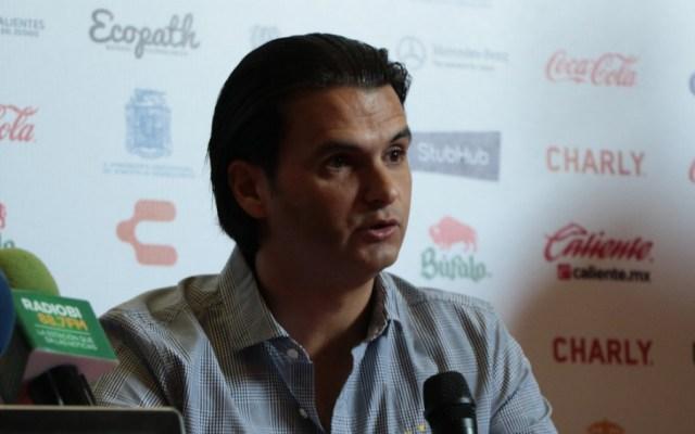 Mario Hernández Lash deja dirección deportiva del Necaxa - Mario Hernandez Lash Necaxa