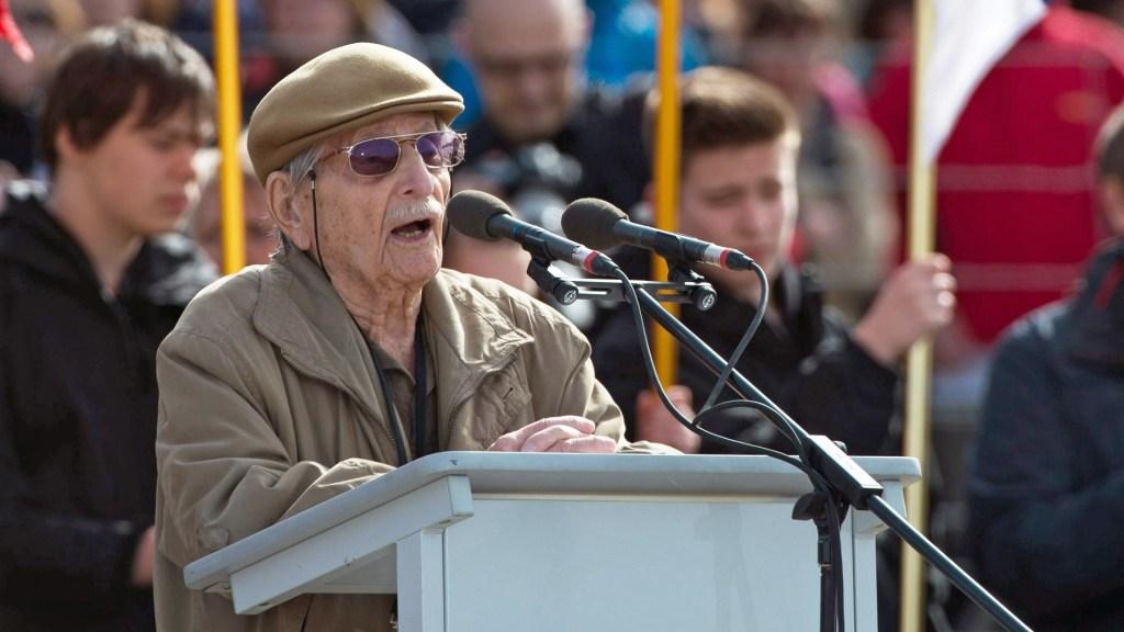 Murió Marko Feingold, el sobreviviente más viejo del Holocausto. Noticias en tiempo real