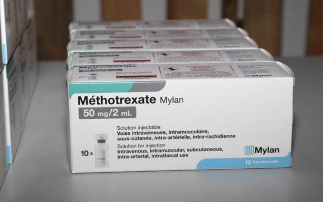 Directores de hospitales piden abasto cuatrimestral de medicamento metotrexato - Foto de @JesusRCuevas