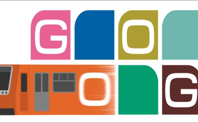 Celebran 50 años del Metro de la Ciudad de México con colorido doodle - Foto de Google.
