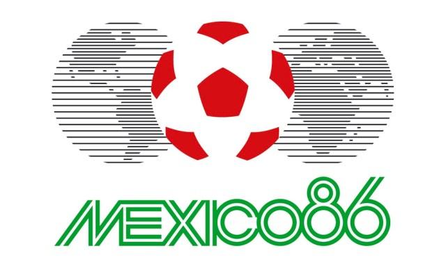 Eligen a México 86 como el mejor logo de los mundiales - logo