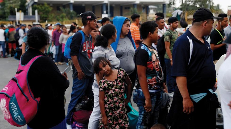 Migrantes que esperan en México por asilo en EE.UU. están expuestos a crímenes - migrantes