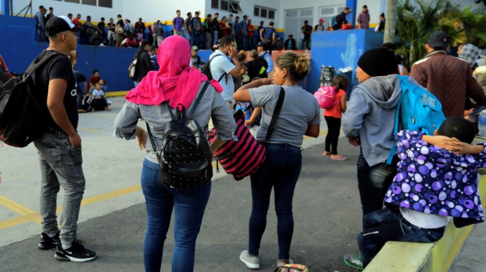 Ombudsman dice que Honduras no tiene condiciones para ser tercer país seguro - Foto de EFE