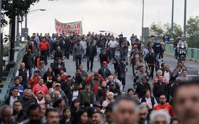 Las movilizaciones de este martes en Ciudad de México - movilizaciones ciudad de méxico