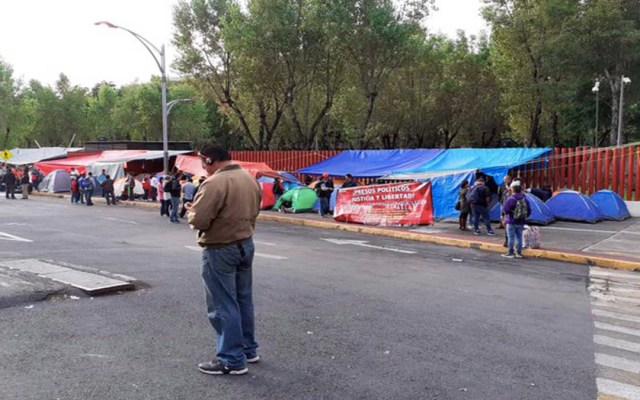 Las movilizaciones de este miércoles en Ciudad de México - movilizaciones manifestaciones ciudad de méxico