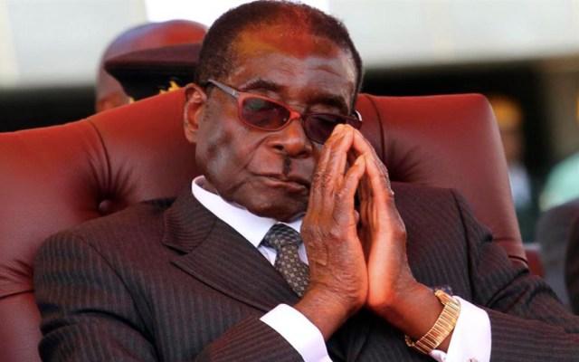 Murió Robert Mugabe, expresidente de Zimbabue - muere robert mugabe expresidnte de zimbabue
