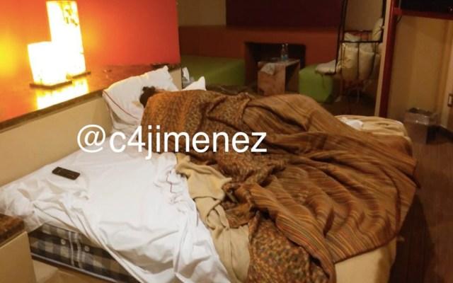 Investigan homicidio de hombre en hotel de Benito Juárez - mujer droga y asesina a hombre en hotel de benito juárez