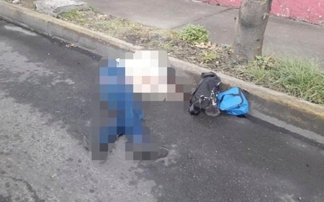 Muere mujer durante balacera en Avenida Central - Muere mujer durante balacera en Avenida Central