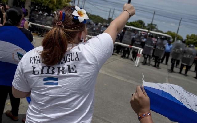 Nicaragua excarcela a mil 201 presos comunes, suman 6 mil 149 beneficiados - Nicaragua protesta gobierno