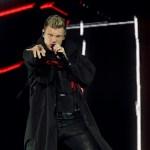 Nick Carter, de Backstreet Boys, pide orden de alejamiento contra su hermano