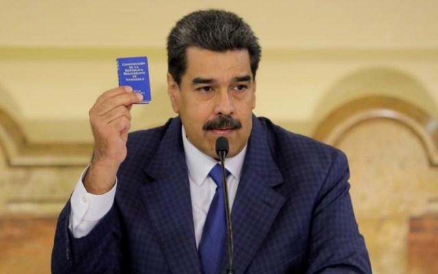 Maduro dice que le provoca llorar cuando ve la destrucción de la Amazonia - Foto de @NicolasMaduro
