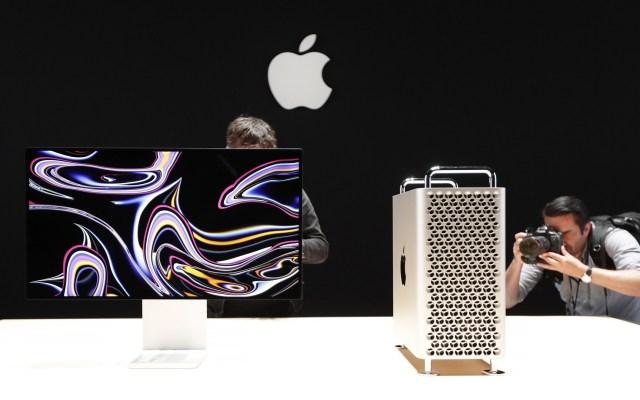Apple mudará fabricación de Mac Pro de China a EE.UU. - Nueva Mac Pro, presentada por Apple en junio pasado. Foto de EFE