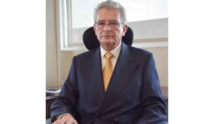 Luis Federico Bertrand Rubio es el nuevo director del Aeropuerto de Toluca - Foto de Twitter