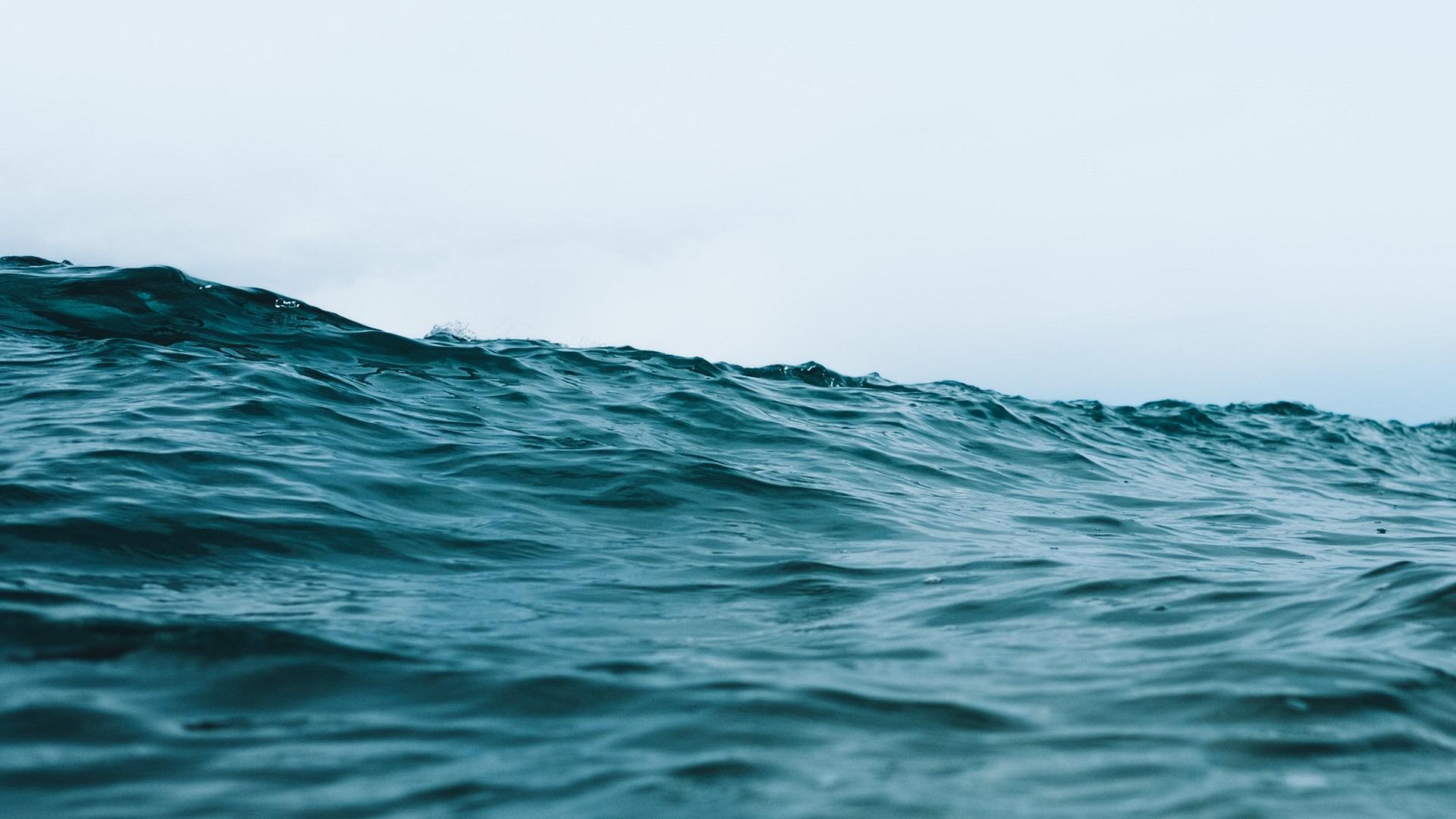 Océano. Foto de Thierry Meier / Unsplash