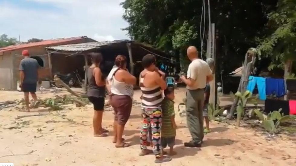 Lorena deja afectaciones en 200 casas y cultivos de Jalisco. Noticias en tiempo real