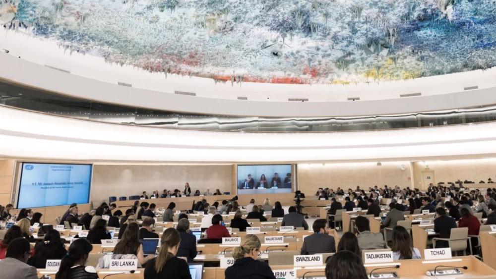 Human Right Watch lamenta votación de México a favor de Venezuela en la ONU - Foto de @jaarreaza