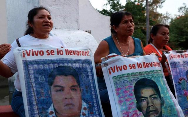 No queríamos llegar a cinco años sin noticias de nuestros hijos: padres de los 43 - padres de los 43 normalistas de ayotzinapa