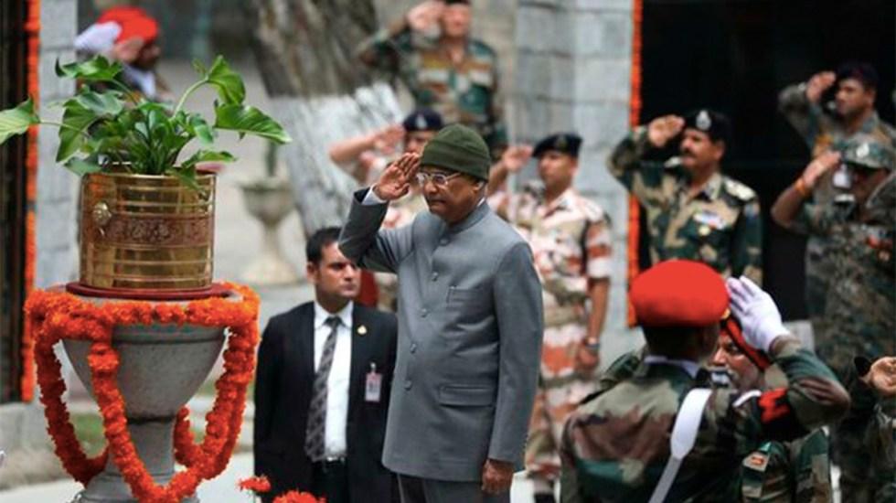 Pakistán prohibe al presidente de India volar sobre su territorio - pakistán presidente india