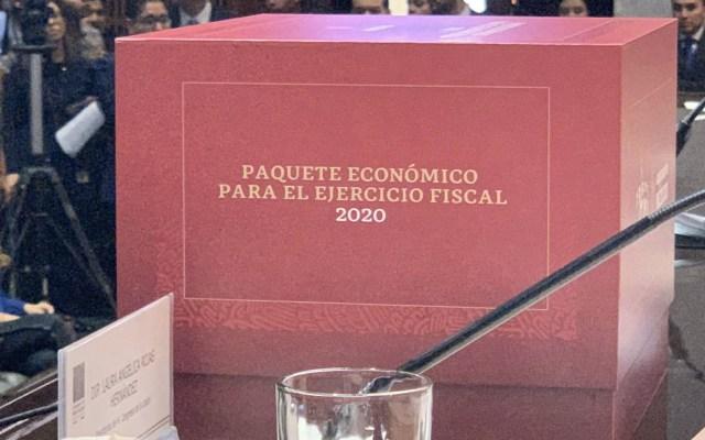 """Disciplina fiscal del Paquete Económico es """"a prueba de fuego"""": Romo - Paquete Económico 2020 Gobierno México"""