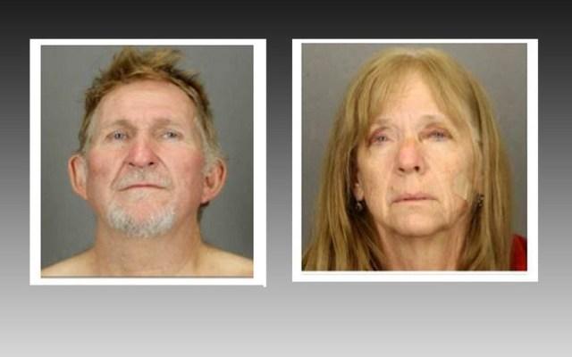Capturan a la pareja de fugitivos más buscada en EE.UU. - Pareja de fugitivos más buscada en Estados Unidos. Foto de Lubbock Police
