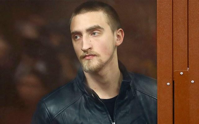 Condenan a 3 años y medio de cárcel a actor ruso por agredir a policía - Condenan a 3 años y medio de cárcel a actor ruso por agredir a policía