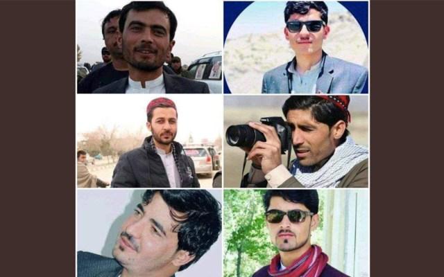Supuestos talibanes secuestran a seis periodistas en Afganistán - periodistas afganistán talibanes