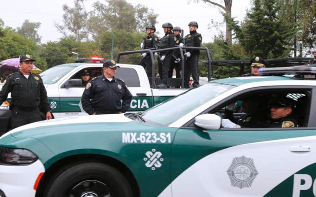 Detienen a 13 por narcomenudeo en Azcapotzalco - Policía capitalina