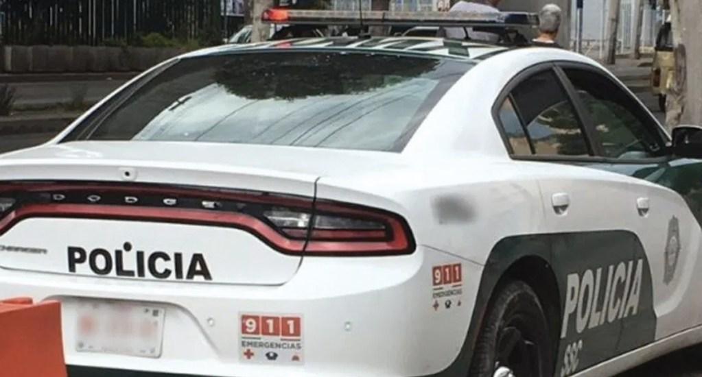 Detienen a hombre por robo en hotel de avenida Juárez - Foto de Noticieros Televisa