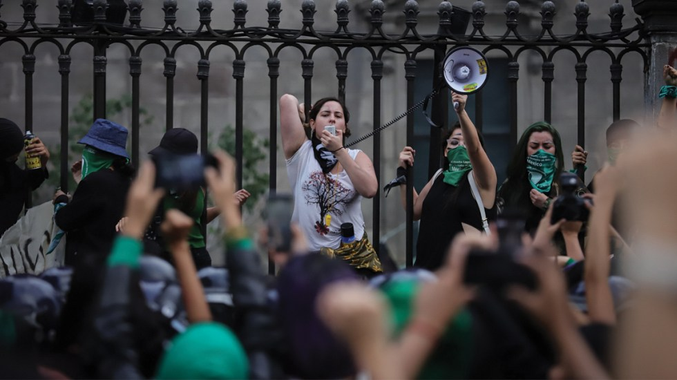 Sheinbaum propone 'cinturón de paz' para marcha del 2 de octubre - Foto de Notimex