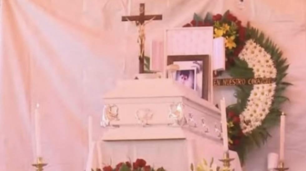 Tras incidente en Xochimilco, velan a 'Chema' en Puebla - Puebla funeral Chema