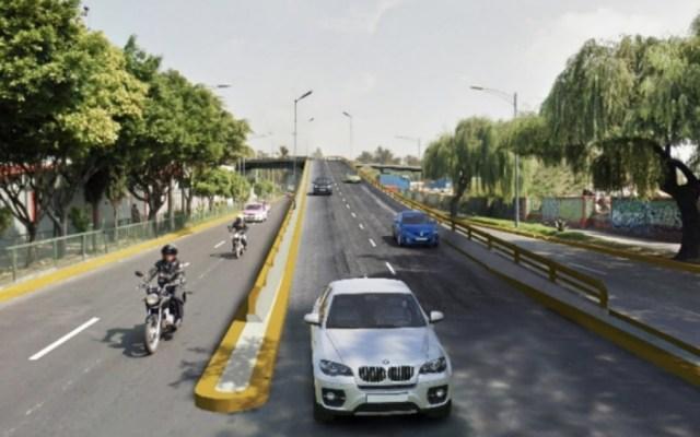 Iniciarán construcción de tres puentes vehiculares capitalinos - Foto de Gobierno de la Ciudad de México
