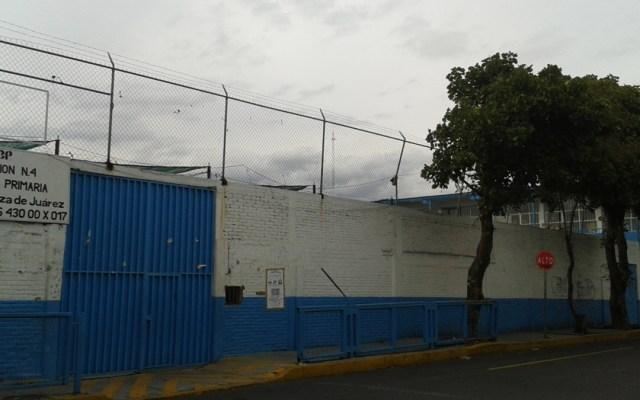 El lunes reabrirán escuelas cercanas a toma clandestina en Iztacalco - reabrirán escuelas afectadas por toma clandestina en iztacalco