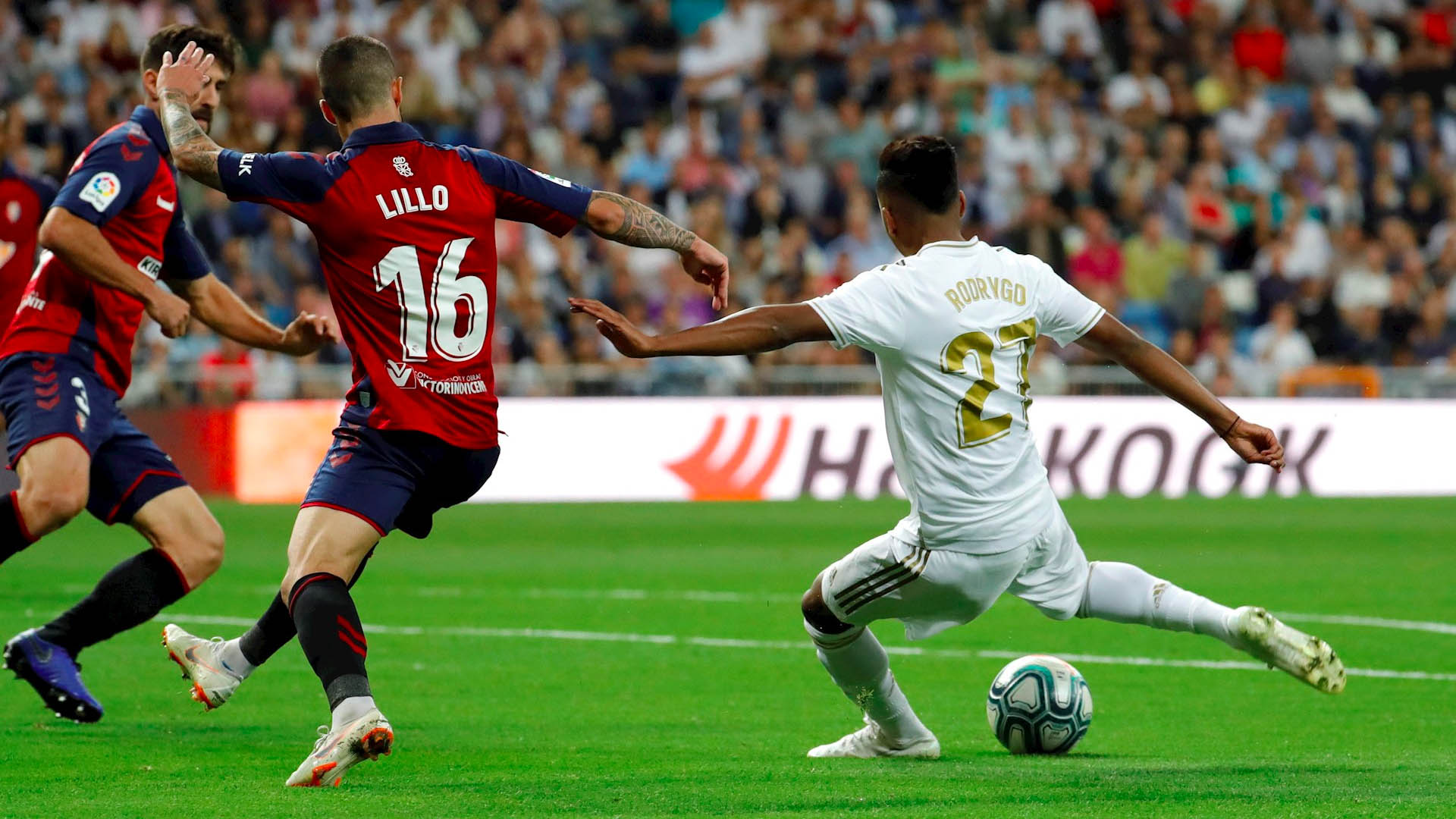 Real Madrid Osasuna partido 2
