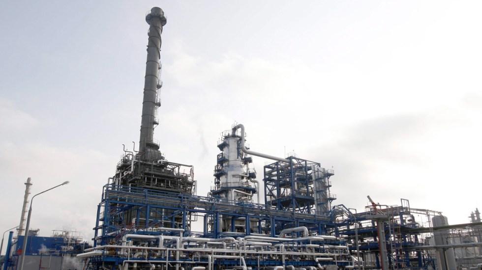 Retrocede el precio del crudo tras declaración positiva de Arabia Saudita - Refinería