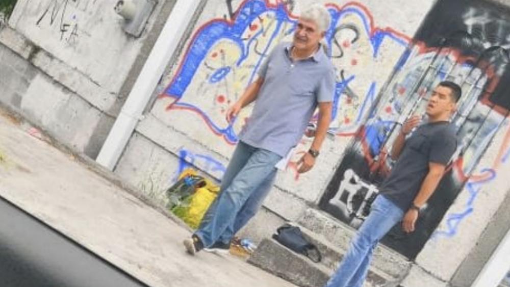 Dan alta médica a 'Tuca' Ferretti tras accidente vial - Foto de @telediariomty