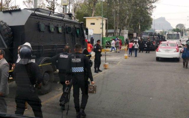 Investigan posible vínculo entre riña y amenazas a autoridades del Reclusorio Oriente - riña reclusorio oriente amenazas