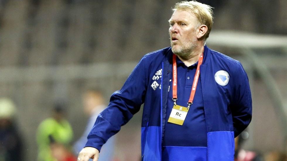 Prosinecki revoca su dimisión como seleccionador de futbol bosnio - Foto de Robert Prosinecki