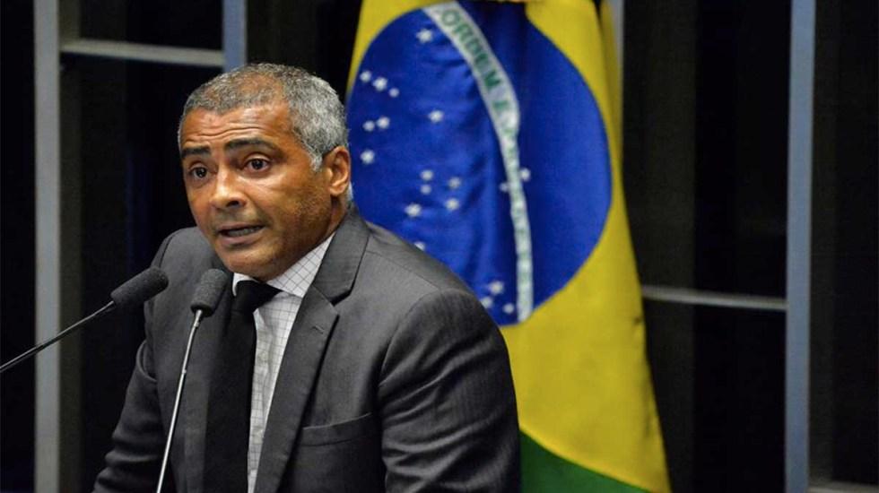 Condenan a Romario a pagar más de un millón de pesos por atraso en renta - romario de souza condena pago de renta