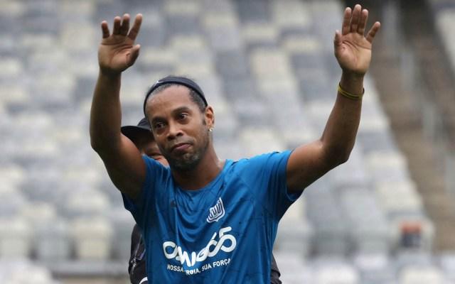 Justicia de Brasil niega devolución de pasaporte a Ronaldinho - Ronaldinho Gaucho Brasil