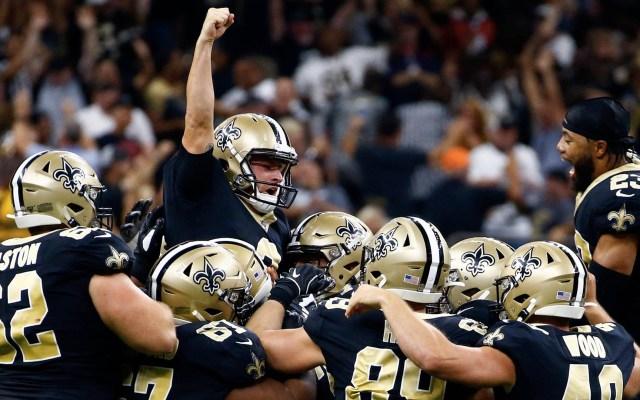 Saints derrota en los últimos segundos a los Texans de Houston - Saints Nueva Orleans triunfo NFL Texans