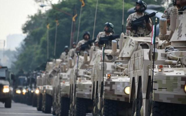 Alerta Sedena sobre página web falsa para subasta de vehículos militares - Sedena