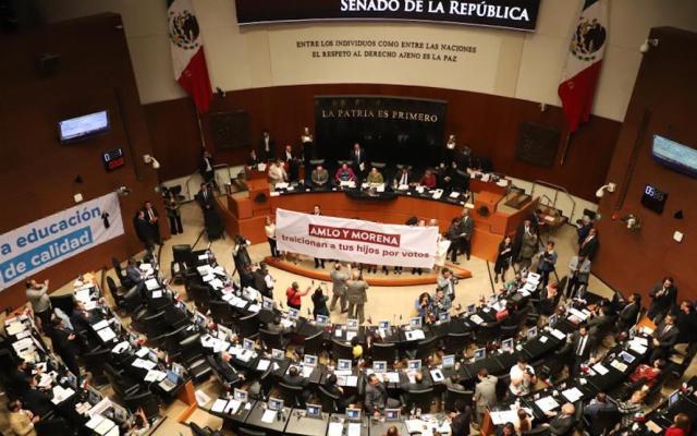 Atento Senado a que Medina Mora formalice renuncia - Foto de @NoticiaCongreso