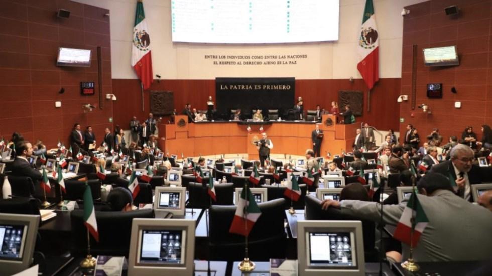 Senado aprueba en lo general Ley General del Sistema para la Carrera de los Maestros - Foto de @NoticiaCongreso