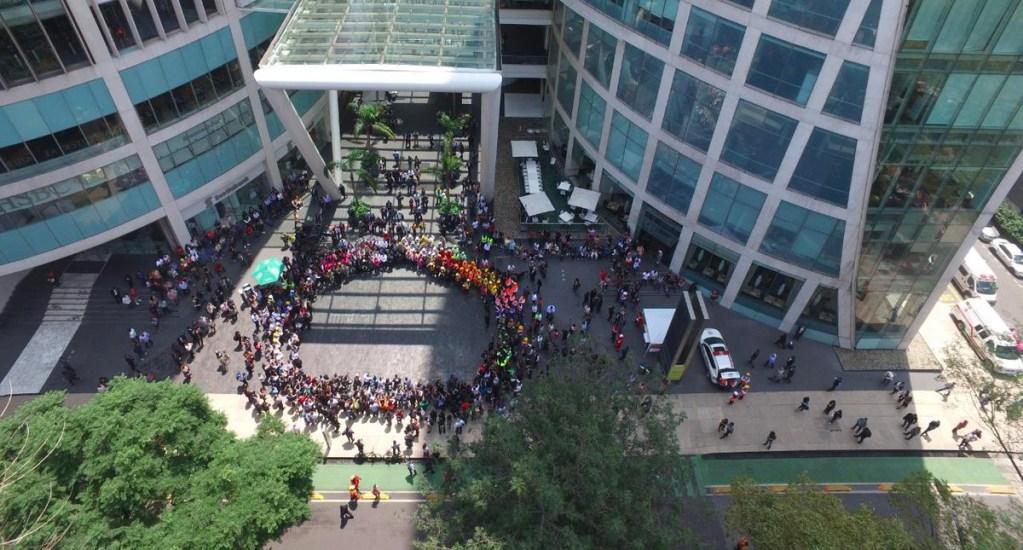 Falso que este 20 de enero se realice simulacro de sismo en la Ciudad de México - simulacro