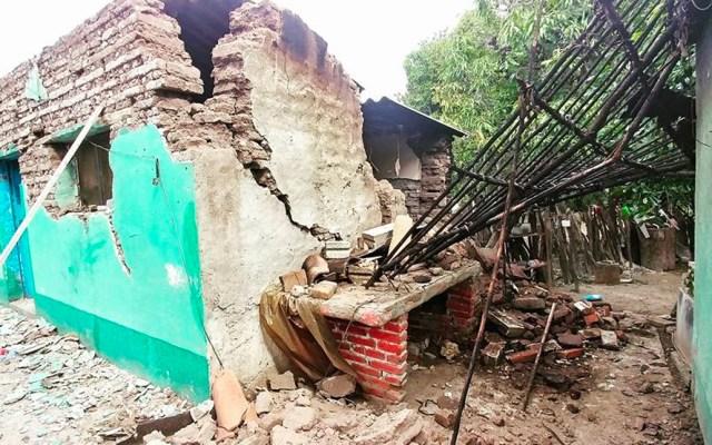 Dolor y resignación a dos años del terremoto del 19 de septiembre - sismo