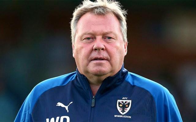 Suspenden a entrenador de futbol en Inglaterra por apostar - suspenden a wally downes, entrenador del wimbledon, por apostar