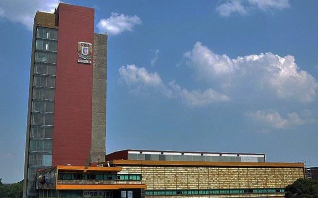 UNAM inicia proceso para nombramiento de rector - Torre de Rectoría de la UNAM. exámenes de admisión