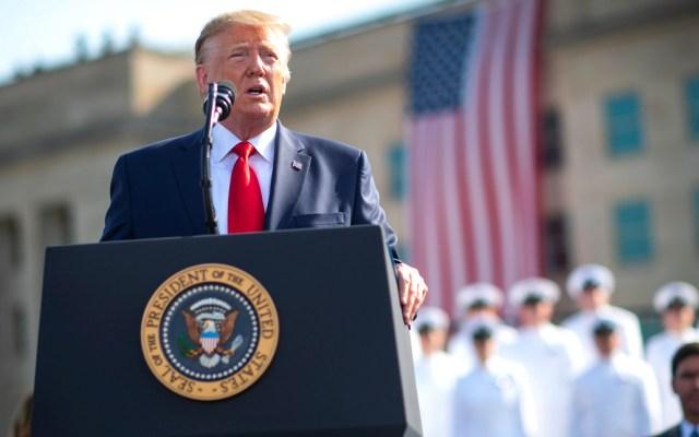 """Trump anuncia sanciones """"al mayor nivel"""" contra banco nacional de Irán - Donald Trump"""