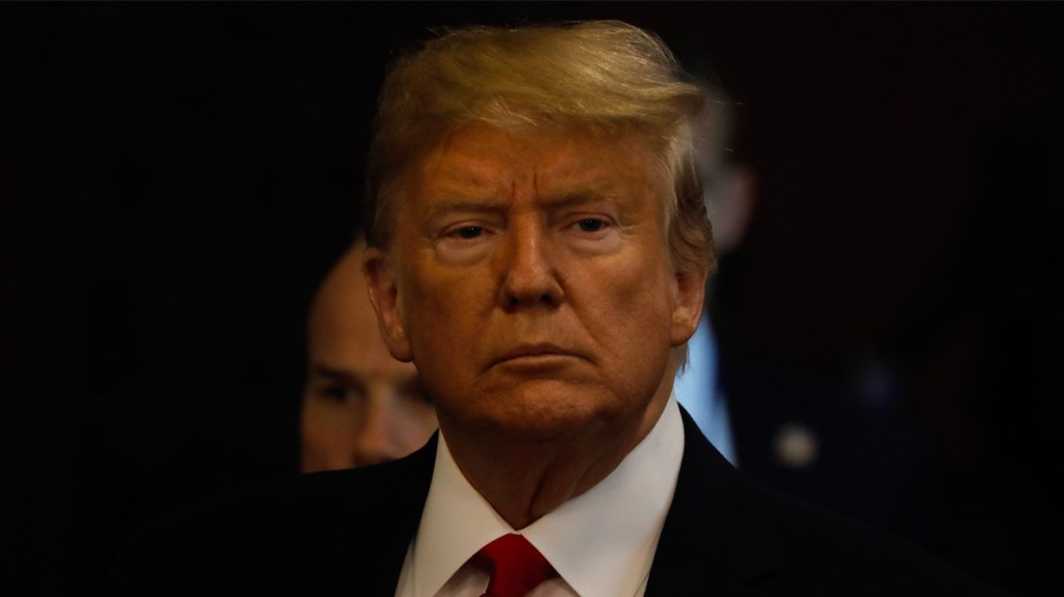 Donald Trump aviva incertidumbre de cara a negociaciones con China - Donald Trump