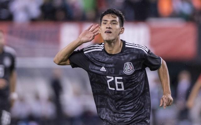 México golea 3-0 a los Estados Unidos - Foto de Mexsport